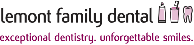 Lemont Family Dental Logo